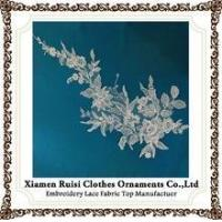 Wholesale Decorative Applique Lace Trim for Wedding Dress from china suppliers