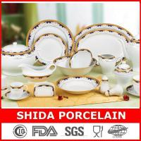 Wholesale 121PCS PORCELAIN DINNERWARE SET Model: SD-71 from china suppliers