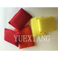 Microfiber Cleaning cloth Cleaning Sponge mesh scrubber sponge