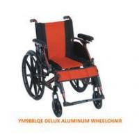 Wholesale modern Aluminum frame alloy wheel luxury chair YM988LQE from china suppliers