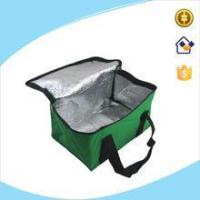Wholesale High quality green 300D cooler bag,Insulation bags with zipper from china suppliers