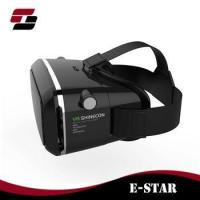 Wholesale New Fashion Google VR Case 3D Helmet VR Cardboard New Generation from china suppliers