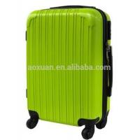 Wholesale suitcase luggage 2015 new hard luggage 100% Makrolon polycarbonate luggage from china suppliers