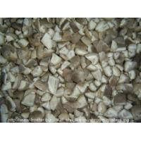 Wholesale IQF Frozen Mushrooms IQF shiitake mushroom quarters from china suppliers
