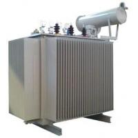 Oil type distribution transformer