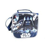 China Star Wars Backpack And Lunch Bag For Boys Kids Cool Bag Lunch Set wholesale