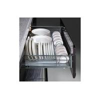 Chrome-plate dish drawer basket drawer\rice boxes\trash