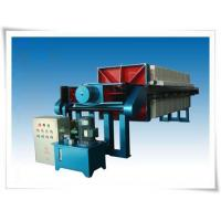China Automatic plate and block-by-block open filter wholesale
