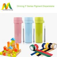 Pigment Dispersions Used for Coating Shining P Series Pigment Dispersions