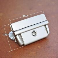 Wholesale Hardware Accessories DIY Handbags Locks With Lock Briefcase Lock from china suppliers