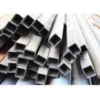 Wholesale A333 Grade6 Low Temperature Impact Test Seamless Steel Tubes , Rectangular Steel Tube from china suppliers
