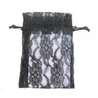 China Lace material gift bag wholesale