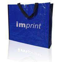 Wholesale PP Woven Tote Bag, Measures 26.5 x 36 x 10cm from china suppliers