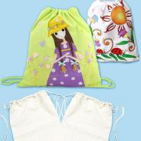 Wholesale Promotional Children Non Woven Drawstring Bag from china suppliers