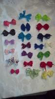 Wholesale Baby Stuff Assortment of Small Hair Bows from china suppliers