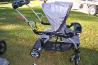 Wholesale Baby Stuff Sit and Stand stroller EUC from china suppliers