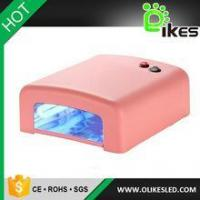 Wholesale Verified Manufacturer Custom Packaging Nail Salon UV Nail Lamp from china suppliers