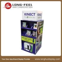 Wholesale Custom cardboard magazine book floor display stands from china suppliers