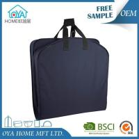 Polyester Canvas Cloth Garment Carry Travel Bags
