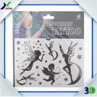 Wholesale Promotional Custom Logo Printed Non-toxic temporary tattoo sticker For Decoration from china suppliers