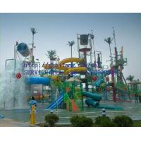 Wholesale guangdong product fiberglass water park game amusement castle house trampoline equipment p from china suppliers