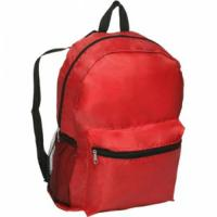 China PROMOS 12W x 16H Budget Backpack wholesale