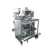 Special shaped bag packing machine