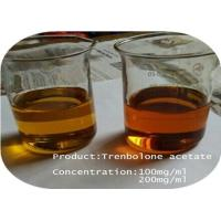 Wholesale Trenbolone Acetate 100mg / Ml , CAS 10161-34-9 Trenbolone Acetate Injection from china suppliers