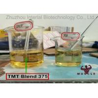 Wholesale Pre Mixed Injectable Anabolic Steroids Semi Finished TMT Blend 375 For Bodybuilding from china suppliers