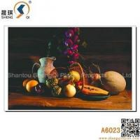 3D Pictures Still life 3D Picture, Three-dimensional Fruit Printing, A6023