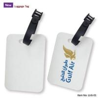 More Gift Items Luggage Tags with Branding