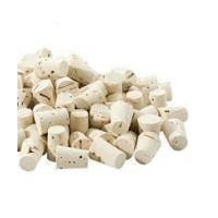 CLOSURES, STOPPERS & SUPPLIES RL01 - Tapered Cork Natural - Bag of 100