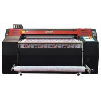 Wholesale Digital Belt Textile Printer Double DX7 Print heads 1.8m Ref from china suppliers
