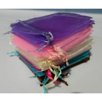 China Colorful Organza Gift Bag 001 wholesale