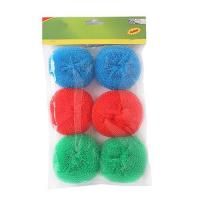 Wholesale CLEANING Plastic Mesh Scourer Item No.: JPJML009 from china suppliers
