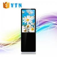 42-90inch stand acrylic led shopping mall wifi restaurant lcd advertising tv
