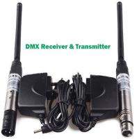 Wholesale 2.4G Wireless DMX512 Transmitter&receiver 7 ID from china suppliers