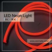 Wholesale 50M 220V RGB LED Neon Flex 5050 SMD 16.4*8MM Neon Rope Full Color Changing strip light from china suppliers