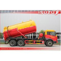 Wholesale 18,000Liter Congo Heavy duty Vacuum Loader Vehicle Isuzu from china suppliers
