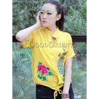 Wholesale Stylish peacock and rose pattern of pants from china suppliers