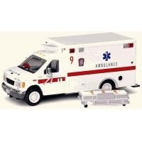 Code 3 Ford Ambulance E-350 - Washington, DC (12060)