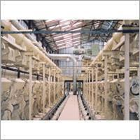 Typical Structure For Seed Cotton Screw Conveyor