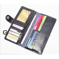 Buy cheap 2016 Classic General Wallet Real Leather Hand Bag Men And Women from wholesalers