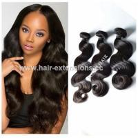 Wholesale Verified Gold Supplier Top Quality Light Brown Virgin Brazilian Body Wave from china suppliers