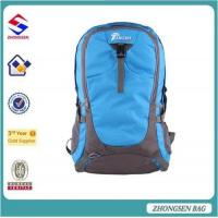 Wholesale Blue university school backpack 117BDZSE44 from china suppliers