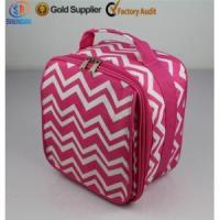 China transfer printing fabric outdoor lunch bag wholesale