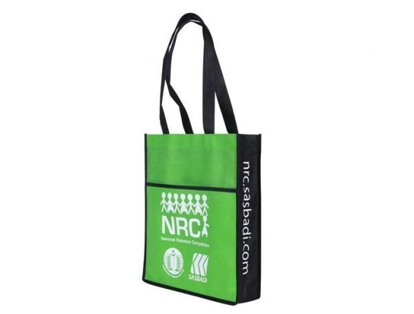 Quality Non-woven bag (green) for sale