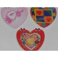 China 64 SHEETS HEART NOTEPAD wholesale