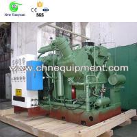 1MPa Discharge Pressure Refrigerating Fluid Booster Compressor