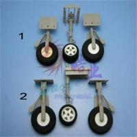 HY025-01001~02 Light Undercarriage assemblies (steerable, with brake)